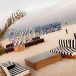【オススメ】サウジアラビアのインスタ映え観光スポット 〜 SALT Al Bahar 〜 ハンバーガーショップ
