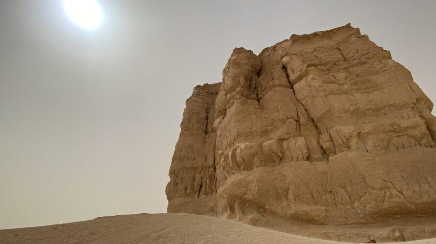【必見】サウジアラビアの観光地 Judah(Devlil's) Thumb に行ってみた (海外旅行記①)
